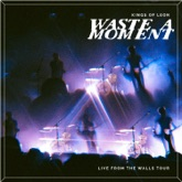 Waste a Moment (Live) - Single