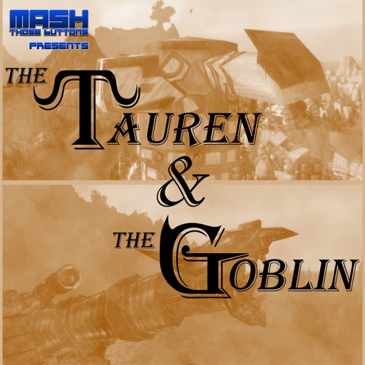 Cover image of The Tauren & The Goblin – Warcraft Story & Lore