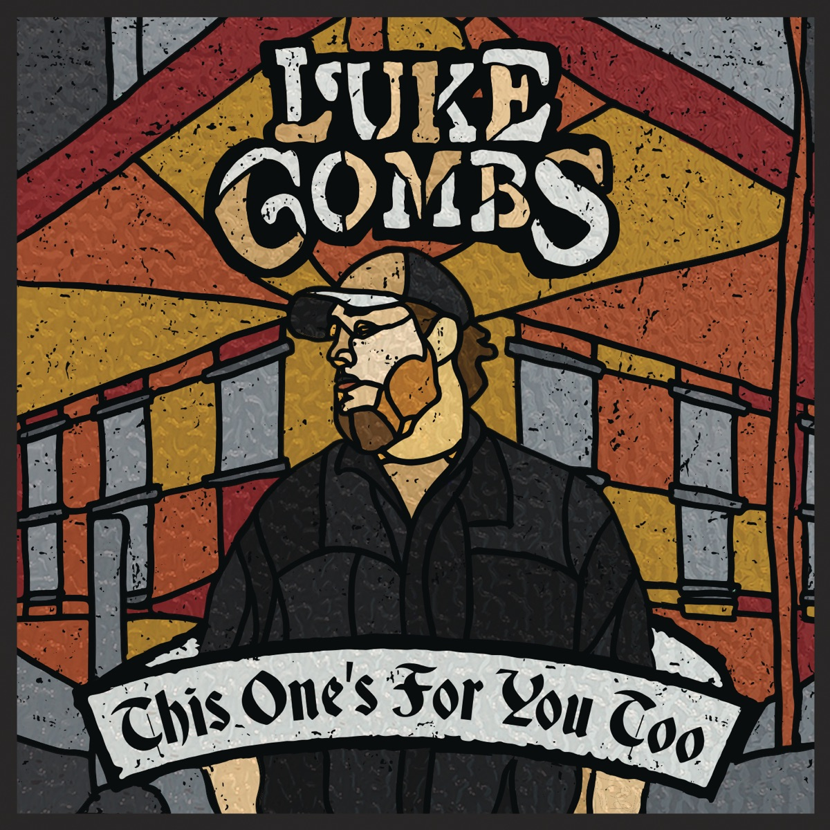This One's for You Too Deluxe Edition Luke Combs CD cover