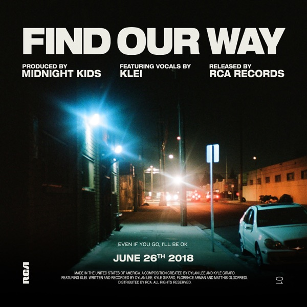Find Our Way (feat. Klei) - Single