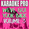 Karaoke Pro - I'll Never Love Again (Film Version) (Originally Performed by Lady Gaga & Bradley Cooper) [Instrumental Version] portada