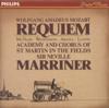 Mozart: Requiem - Academy of St. Martin in the Fields & Sir Neville Marriner