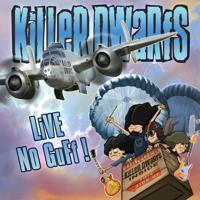 Killer Dwarfs - Live... No Guff artwork