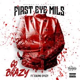 first eye mils eskimo pizzyの go brazy single をapple musicで