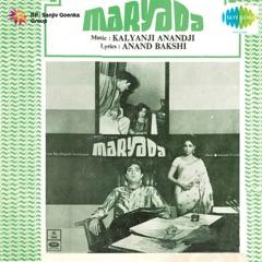 Maryada (Original Motion Picture Soundtrack)