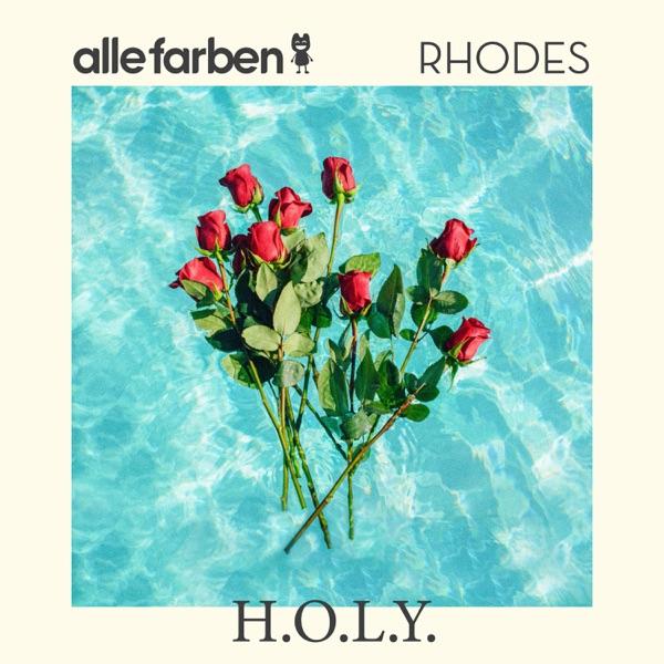 Alle Farben & RHODES mit H.O.L.Y.