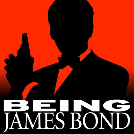 Cover image of Being James Bond