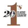 Various Artists - 20 #1's: Classic Country (Reissue)  artwork