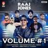 Raaj Jones, Vol. 1 - EP