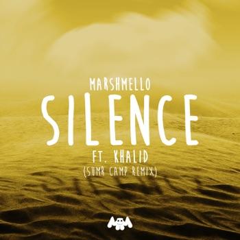 Marshmello x Khalid x SUMR CAMP - Silence feat Khalid SUMR CAMP Remix  Single Album Reviews