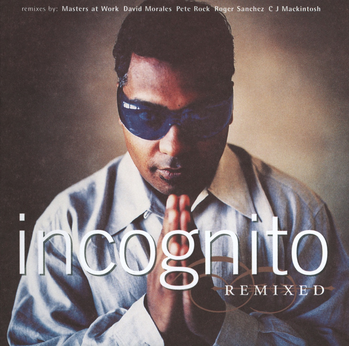 Incognito Remixed By Incognito Album Artwork Cover My Tunes