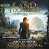 Aleron Kong - The Land: Founding: A LitRPG Saga: Chaos Seeds, Book 1 (Unabridged)  artwork