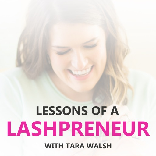 Cover image of Lessons of a Lashpreneur