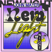 New Light - John Mayer Cover Art