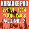 Karaoke Pro - Stay (Originally Performed by Post Malone)