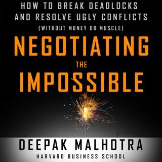 negotiation genius audiobook