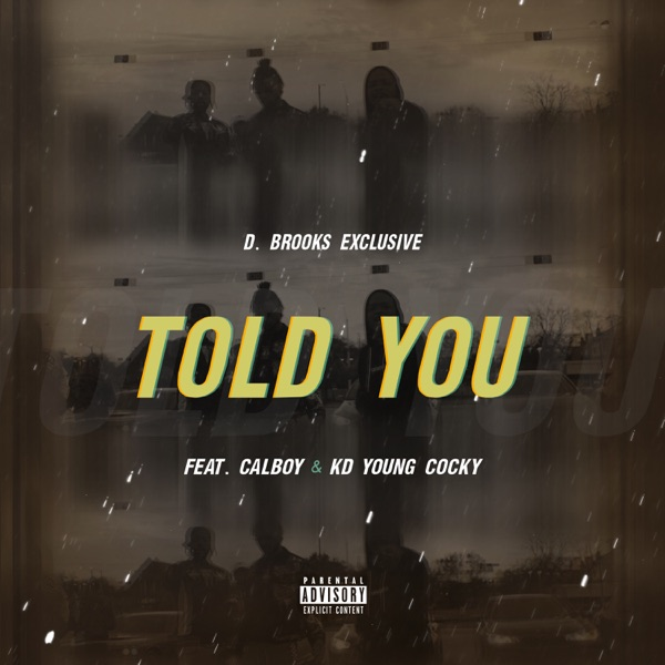 Told You (feat. Calboy & Kd Young Cocky) - Single