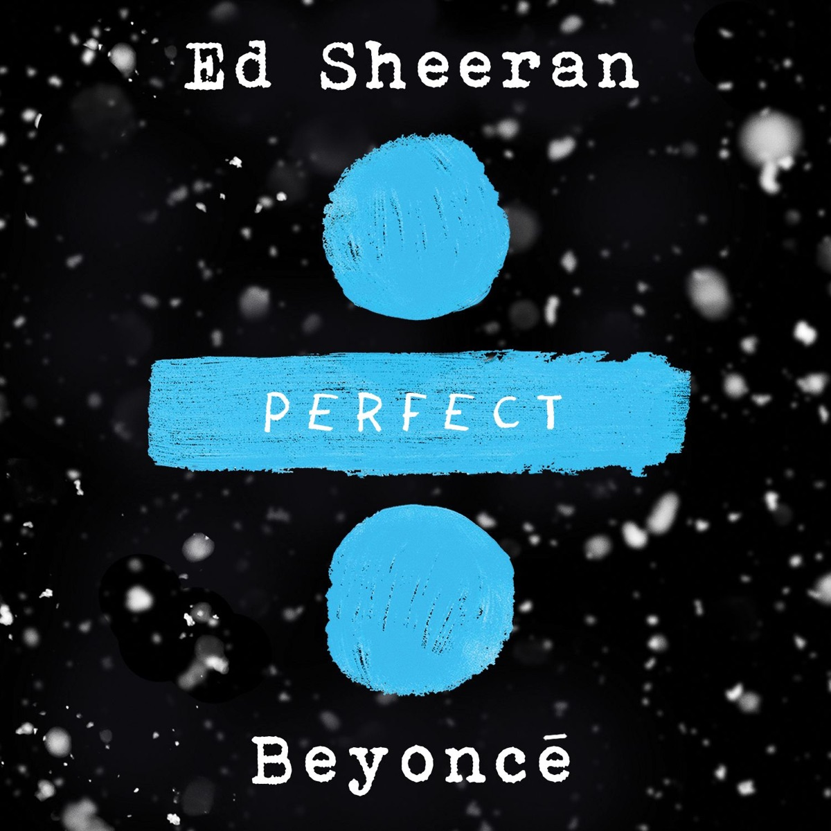 Perfect Duet with Beyoncé - Single Ed Sheeran CD cover