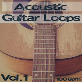 ‎Acoustic Guitar Loops, Vol 1 (100 Bpm) by Gene2020