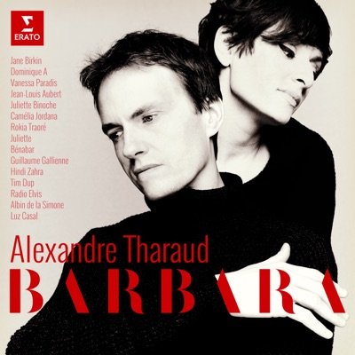 Alexandre Tharaud– Barbara (2 CD)