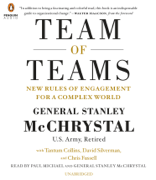 Team of Teams: New Rules of Engagement for a Complex World (Unabridged)