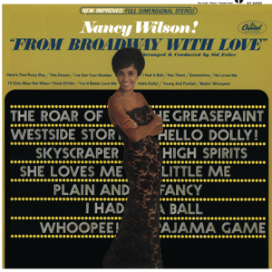 Nancy Wilson - From Broadway With Love