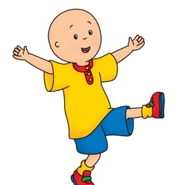 Caillou - Single by Generiic
