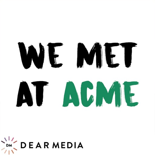 Cover image of We Met At Acme
