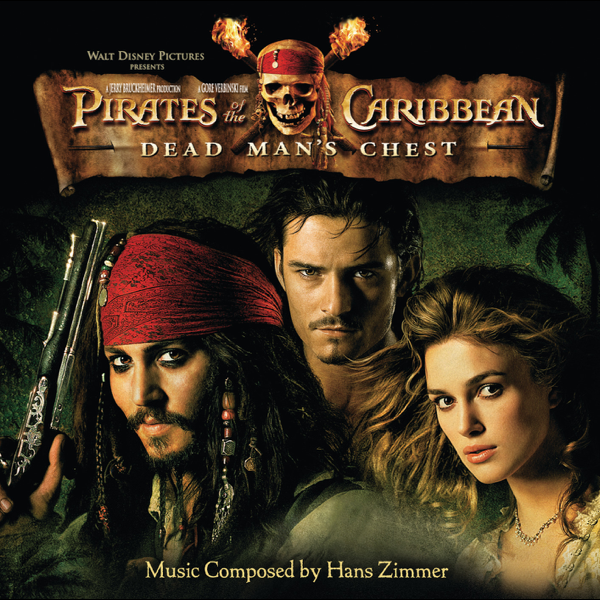 ‎Pirates of the Caribbean: Dead Man's Chest (Soundtrack from the Motion  Picture) by Hans Zimmer