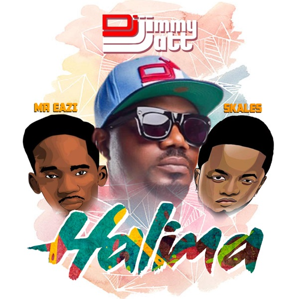 Halima (feat. Mr Eazi & Skales) - Single