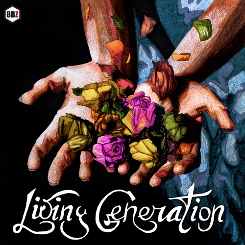 Album artwork of The Morphism – Living Generation