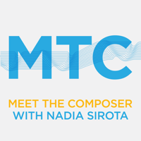 Podcast cover art for Meet the Composer