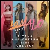 Lo Malo (feat. Greeicy & TINI) [Remix] artwork