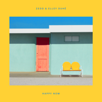 Zedd & Elley Duhé - Happy Now artwork