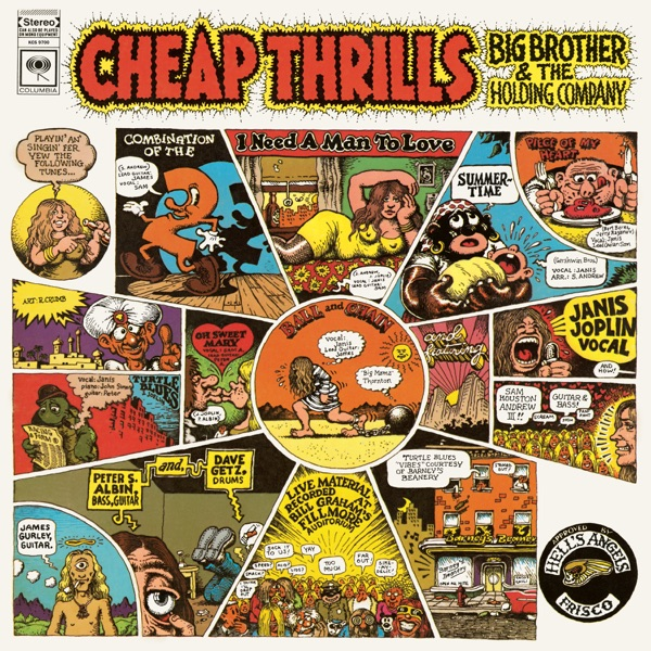 Cheap Thrills - Big Brother & The Holding Company & Janis Joplin