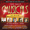 Various Artists - The Best Musicals Album In the World...Ever artwork