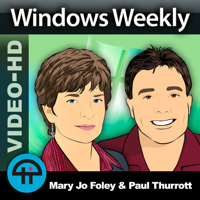 Windows Weekly (Video HD) podcast