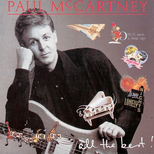 Paul McCartney mit Once Upon a Long Ago
