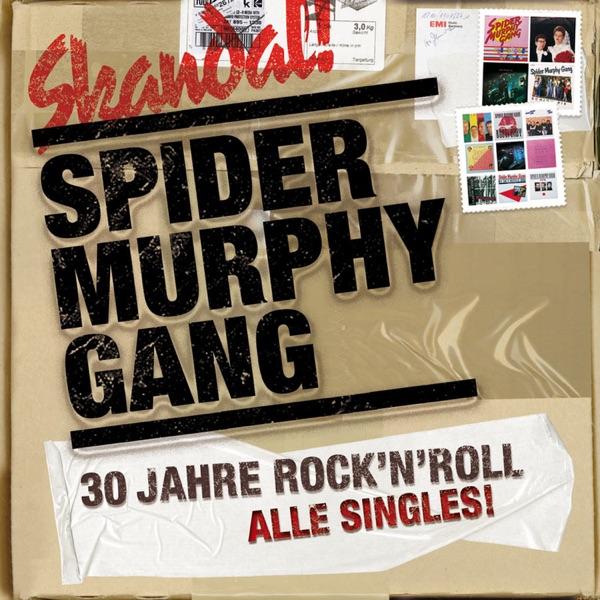 Spider Murphy Gang mit Mir san a bayrische Band