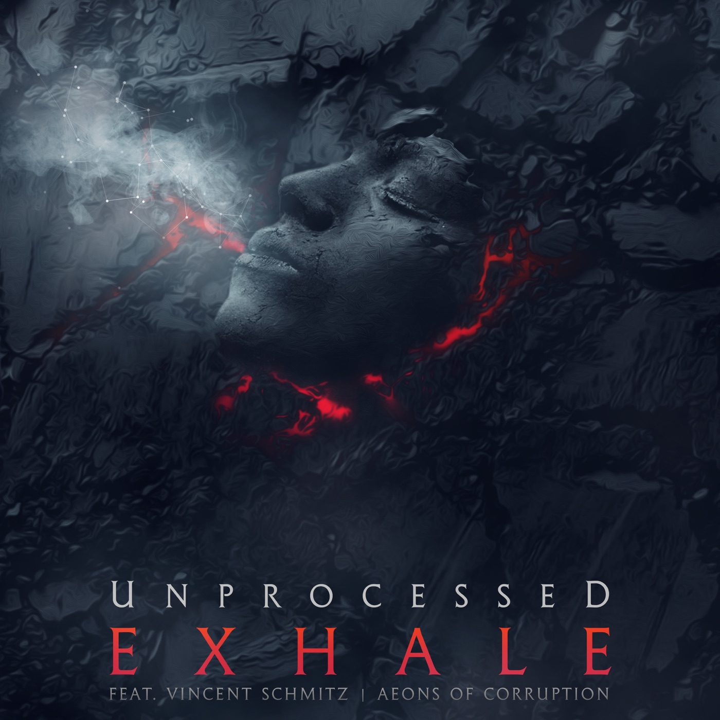 Unprocessed - Exhale (feat. Vincent Schmitz of Aeons of Corruption) [Single] (2018)