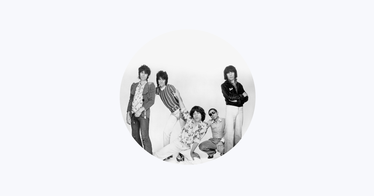 The Rolling Stones On Apple Music