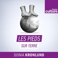 Podcast cover art for Les pieds sur terre