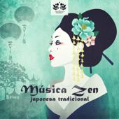 Música Zen japonesa tradicional: Sonido oriental relajante, Terapia de curación de Koto, Meditación de Chakra tibetano, Retiro espiritual