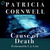 Patricia Cornwell - Cause of Death: Kay Scarpetta Series, Book 7  artwork