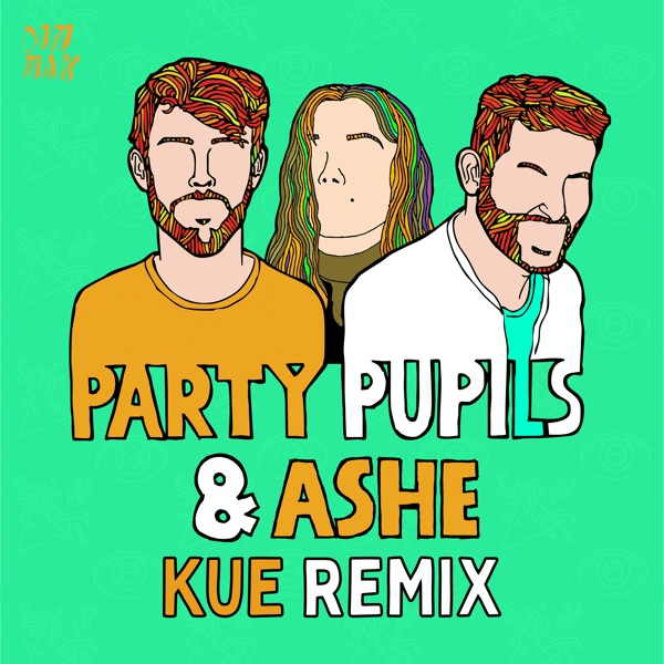 Love Me For The Weekend (With Ashe) [Kue Remix] - Single