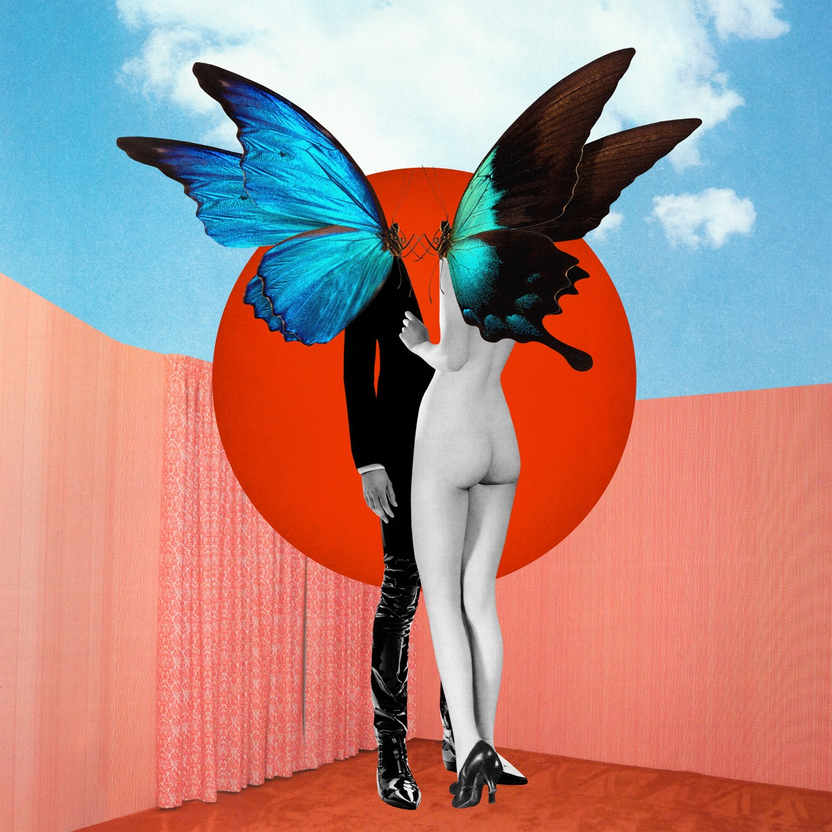 Baby Album Cover by Clean Bandit
