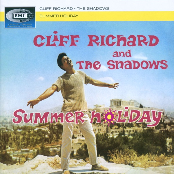 Cover art for Summer Holiday