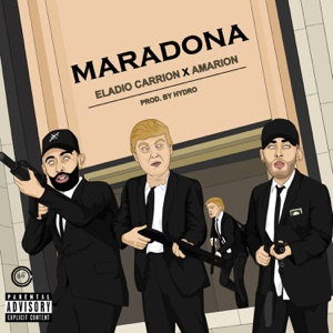 Amarion & Eladio Carrión - Maradona feat. Eladio Carrion