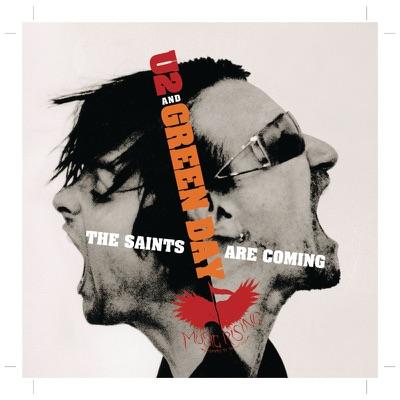 The Saints Are Coming (Live) - Single - U2