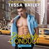 Tessa Bailey - Disorderly Conduct  artwork